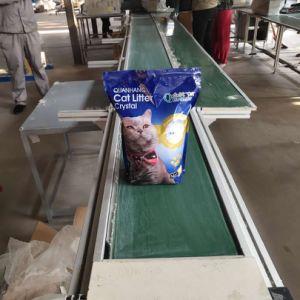 Écologique en vrac de gel de silice Crystal 1-8 mm la litière pour chat sable