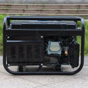 비손 교류 전원 산출 가정 사용 2kVA 발전기 가격을%s 공기에 의하여 냉각되는 전기 침묵하는 2kw 168f 가솔린 발전기