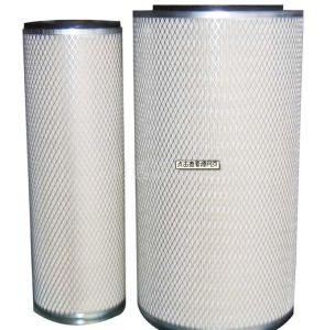 Filtro de Óleo branco 39329602 as Peças do Compressor de Ar