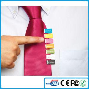 USB Factory Customized LogoおよびColors 2GB Clip USB Memory Stick