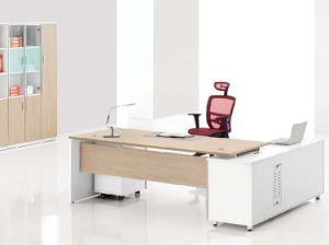 Le personnel bon marché moderne en bois meubles de bureau ordinateur