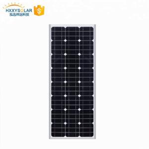 スマートな料金の屋外の照明太陽LEDセンサーランプライト50W