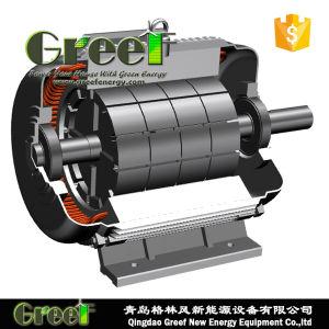50kw de permanente Generator van de Magneet, de Lange Alternator Met lage snelheid van de Levensduur