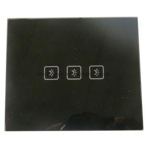 ホームのためのガラス軽い壁のタッチ画面のキースイッチ