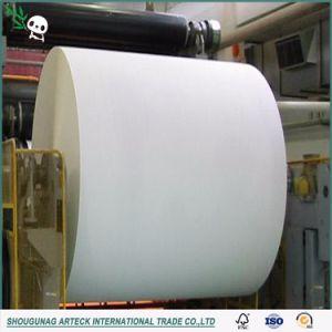 100% de papéis finos não revestidos de papel Offset