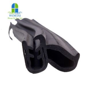 Губки силиконовые резины EPDM резиновое уплотнение прокладка уплотнителя облицовки кромки стекла газа