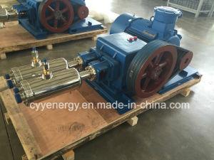 Cyyp 75 ununterbrochener Service-großer Fluss und Hochdruck-LNG-flüssiger Sauerstoff-Stickstoff-Argon-Multiseriate Kolbenpumpe