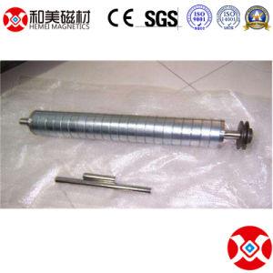 18000GS Magnetische Katrol/de Rol van de Magneet van de Separator van de hoge Intensiteit de Permanente