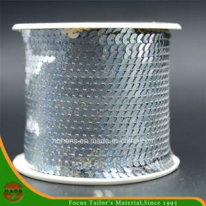 Het 5mm Lange Zilveren Lovertje van uitstekende kwaliteit van de Ketting (HASL50001)
