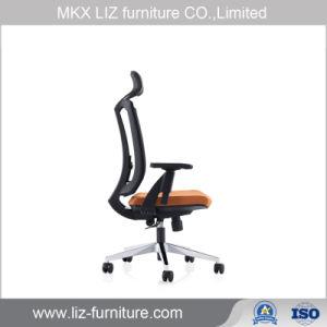 Presidenza esecutiva dell'ufficio di gestore di stile della mobilia del tessuto della maglia della parte posteriore moderna su (163A)