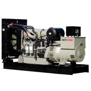400kVA de open Diesel van Deuty Cummins van het Frame Zware Reeks van de Generator (UPC400)
