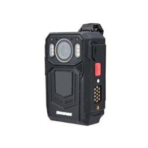 GPS van WiFi van Senken 4G de Versleten Camera van de Handhaving van de Wet Lichaam voor Politie