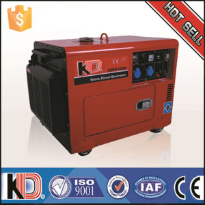 Leistung 3 zu 10kVA Home Use Low Noise Low Price Small Portable Silent Diesel Generator