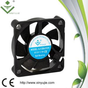 Ventilador de refrigeração do computador do ruído de Xj4510h baixo para o sistema informático