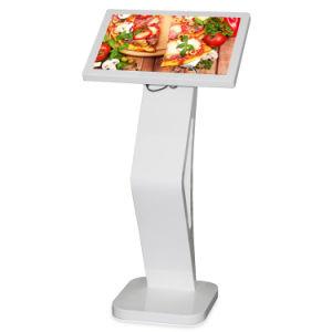 Signage van 21.5 Duim HD de Digitale LCD Kiosk van het Scherm van de Aanraking van de Informatie van de Speler van de Reclame van het Netwerk van de Vertoning voor Restaurant