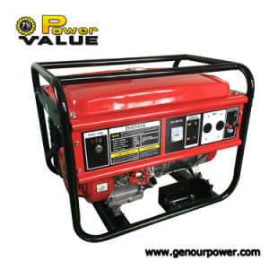 Powervalue 5kVA Gasoline Genrator, Generator 6500