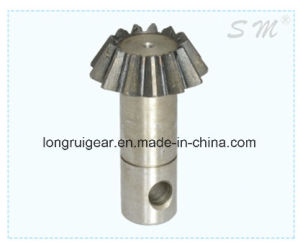 さまざまな機械装置の高精度のためのカスタマイズされた伝達小さいギヤ