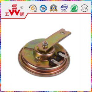 115dB золотой воздушной электрической звуковой сигнал для механических деталей