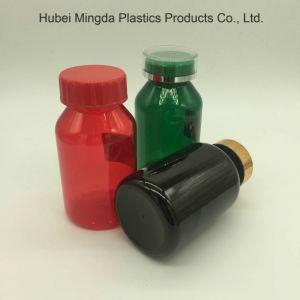 صنع وفقا لطلب الزّبون ألوان [مد-376] [200كّ] محبوب بلاستيكيّة [سلوبينغ-شوولدر] زجاجة