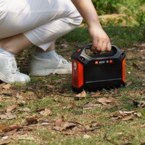 42000mAh 100W Mini générateur électrique portable avec Smart Ventilateur silencieux