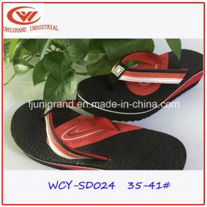Bonne qualité Mesdames tongs chaussures sandales pour l'extérieur de la mode