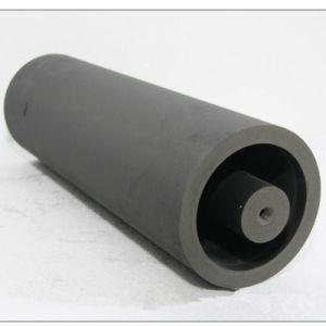La horizontal de grafito del molde para fundición de aluminio de fundición de latón de cobre y el dibujo