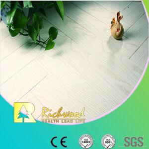 AC3 8.3mm Roble repujado V ranurado Los suelos estratificados de insonorización