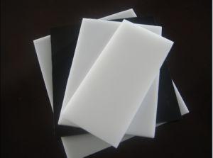 PE de feuilles de plastique