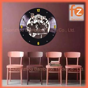 Caliente la venta de varios estilos innovadores comercio al por mayor Reloj de pared Pared Vintage Antiguo reloj redondo de madera para la decoración del hogar016006-90 Fz.