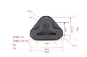 El moldeo de alto nivel profesional el tapón de caucho EPDM/Rubberstopper