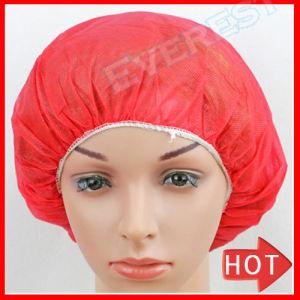 Одноразовые колпачки Hairnet Bouffant Спанбонд медицинского