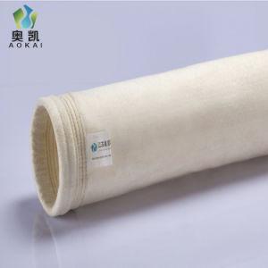 L'homopolymère de sacs de filtre de collecteur de poussière en acrylique