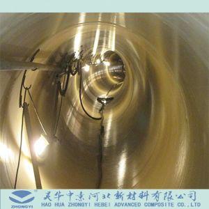 GRP ad alta pressione che solleva tubo con il criccio