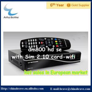 De SatellietOntvanger van Se van DM 800HD met WiFi 2.1 de Kaart van /A8p
