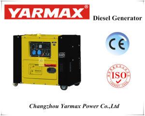 De stille Diesel Elektrische Aanzet van de Generator