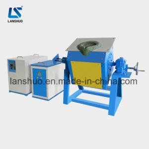 Forno de fusão por indução eléctrica industrial para o aço inoxidável /Ferro /metais ferrosos e não-ferrosos