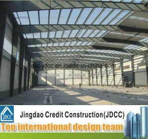 Almacén de acero de alta calidad Taller de prefabricados de estructura de espacio libre