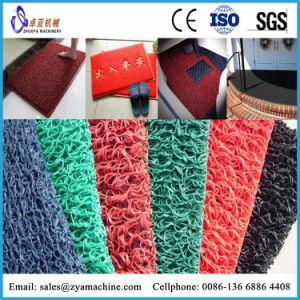 PVCクッションのカーペット機械/PVC床のマットの製造工場