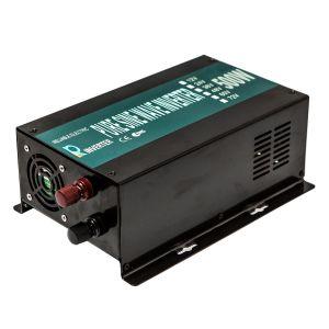Sistema de Energia Solar 500W DC para AC onda senoidal pura Inversor de Energia com Controlador Remoto