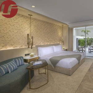 O Estilo Antigo Gold hotel luxuoso de 5 estrelas Hotel quarto /Mobiliário de quarto