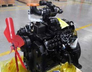 125HP水は4本のシリンダーCumminsのディーゼル機関4BTA3.9-C125を冷却した