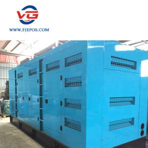 De Eerste Stille Diesel 250kVA Genset van uitstekende kwaliteit van de Macht 200kw