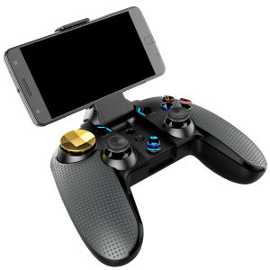 Ipega Ouro recentemente Warrior Android Market & Ios Compatível Bt Gamepad