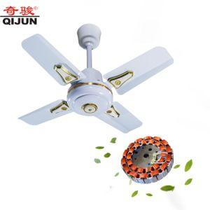 24 pouces mini Orient couleur marron de fantaisie à grande vitesse ventilateur de plafond Prix Ghana, Nigéria, l'Iraq