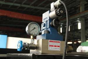 QC12y métal hydraulique Machine de découpe de faisceau de pivotement