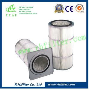 Ccaf Polyester-Luftfilter-Kassette für Staub-Sammler