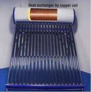 SGS, КХЦ, CE и ISO9001 нагреватель солнечный водонагреватель