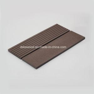 Placa sólido europeu deck composto de plástico de madeira com bom preço