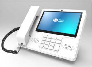 3G vidéo intelligente Téléphone de bureau fixe sans fil WiFi (KT1000(29C)