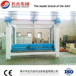 Blocco in calcestruzzo del cemento automatico che fa macchina/macchina del mattone